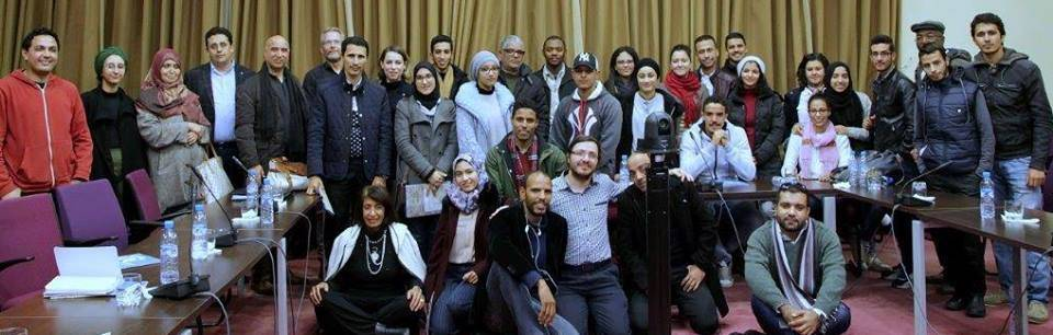 Muslim scholar group shot